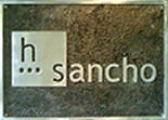 Logotipo Hotel Sancho